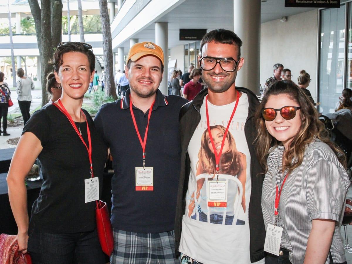Risotto Festival, Andi Nelson, Michael Corrao, Justin Kouri, Tara Wall