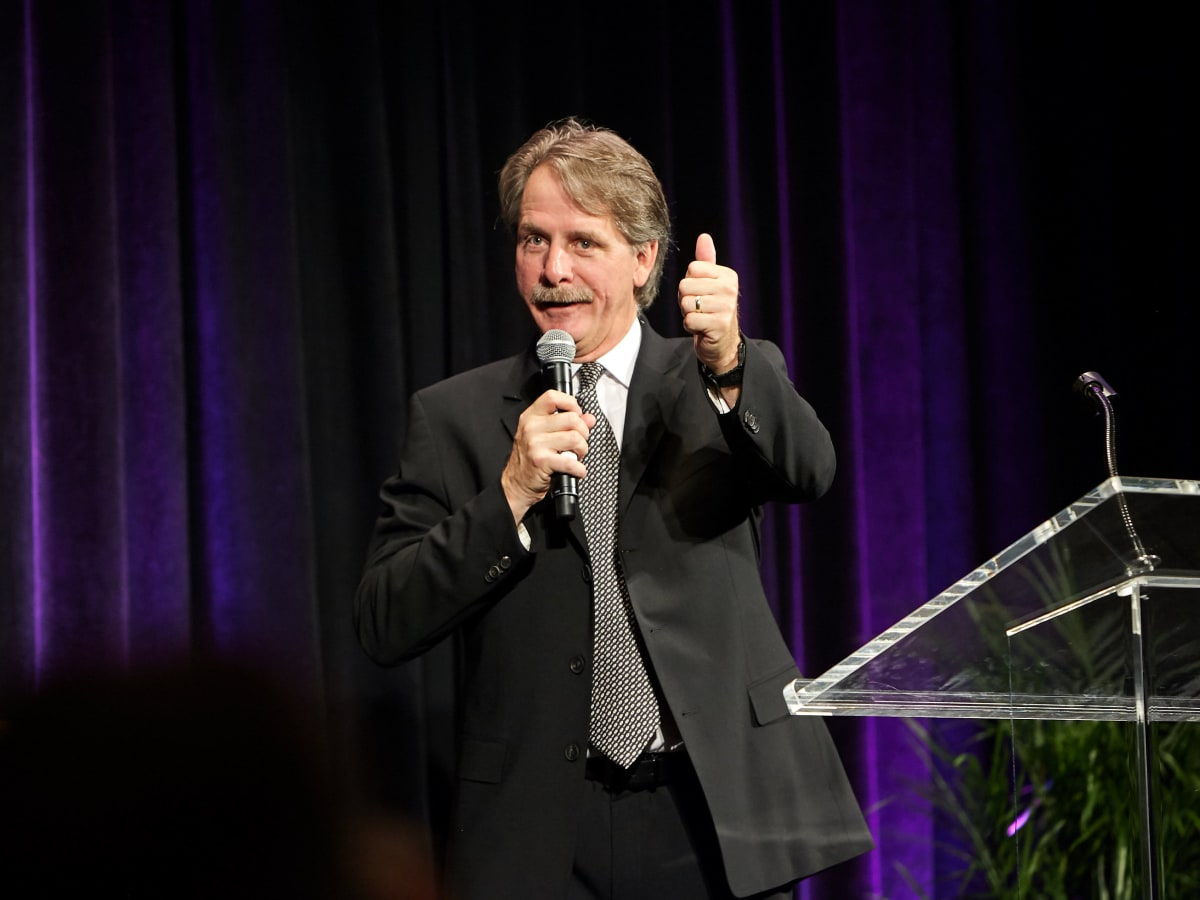 Houston, Bush Library Foundation dinner, November 2017, Jeff Foxworthy
