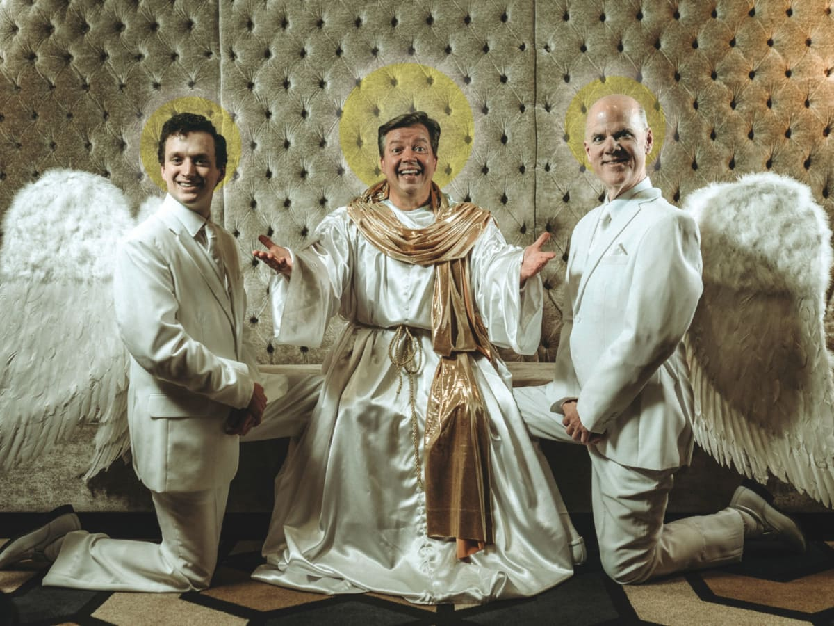 Stage West Theatre presents An Act of God