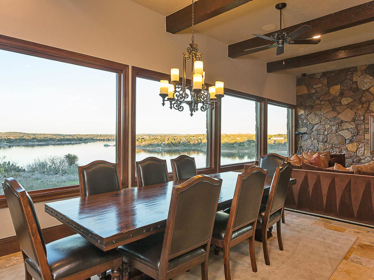 1226 Travis Bluff Way dining room