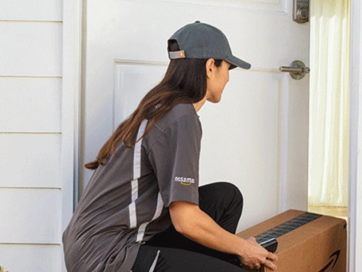 Amazon key delivery
