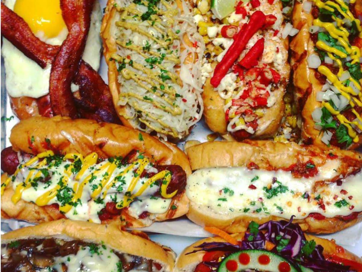 The Dogfather SA hot dogs