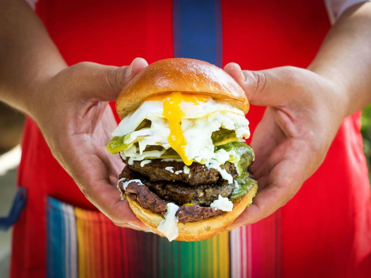 Burgerteca burger