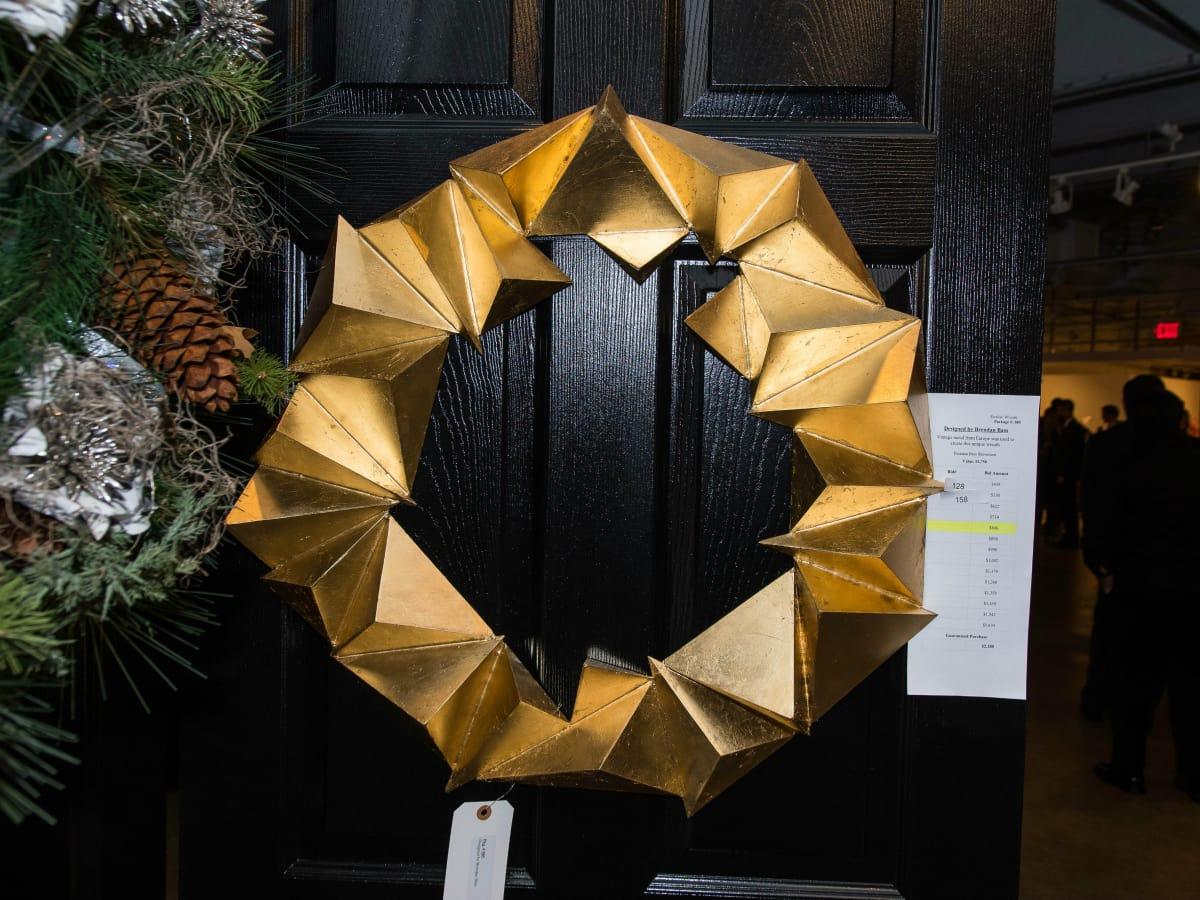 DIFFA Dallas Wreaths 2017