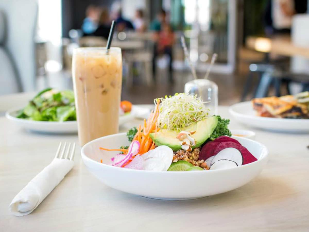 Forthright ATX salad