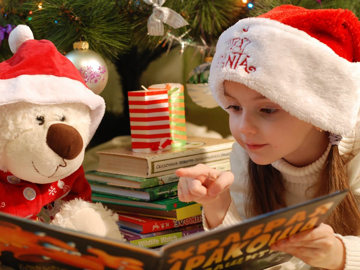 Kids in the Capital City: All my kid wants for Christmas is \'Mama ...