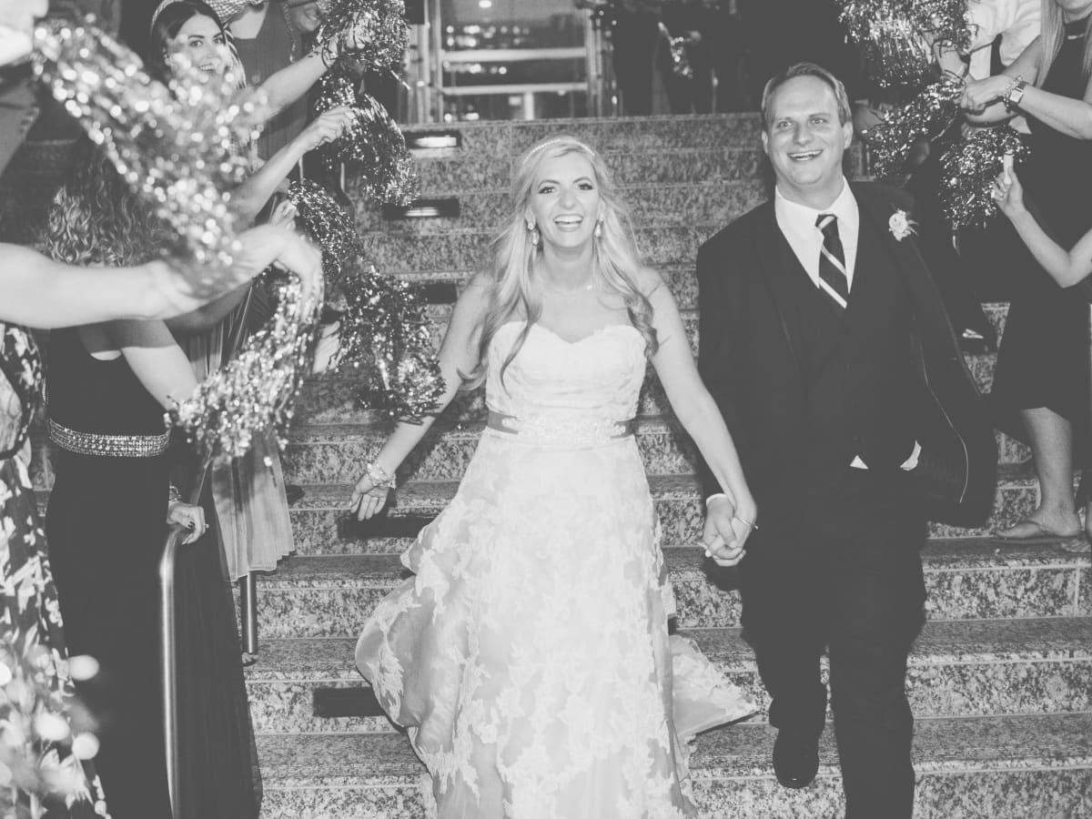 Kranz wedding, farewell