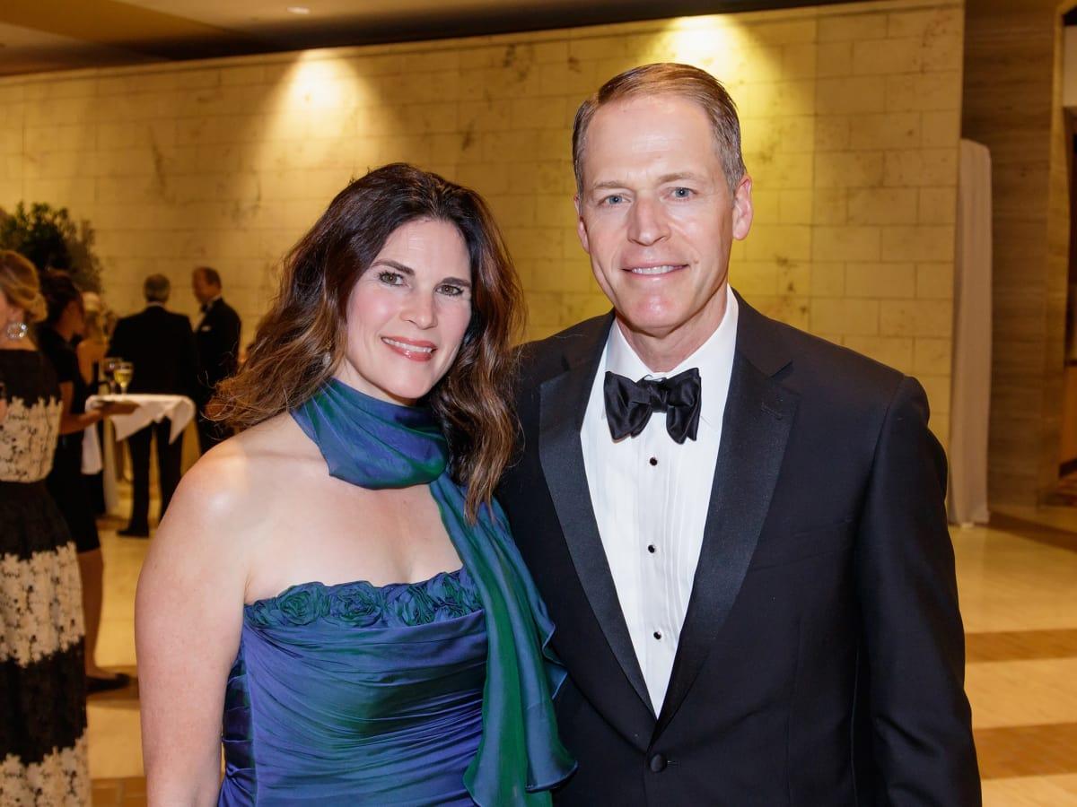Elizabeth Gambrell, Eric Gambrell, Crystal Charity 2017