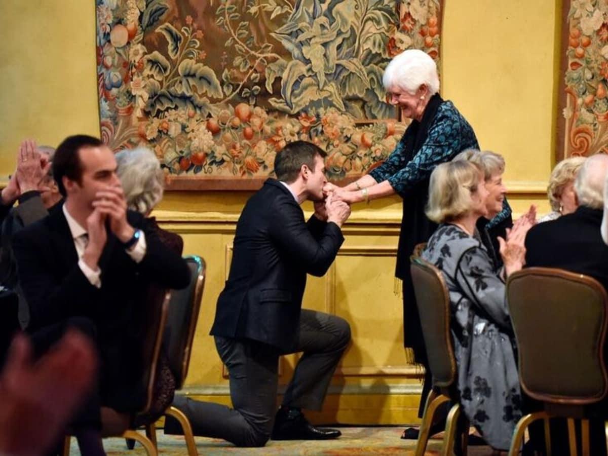 Jonathan Blalock, FW Opera, Dinner with the Stars 2017