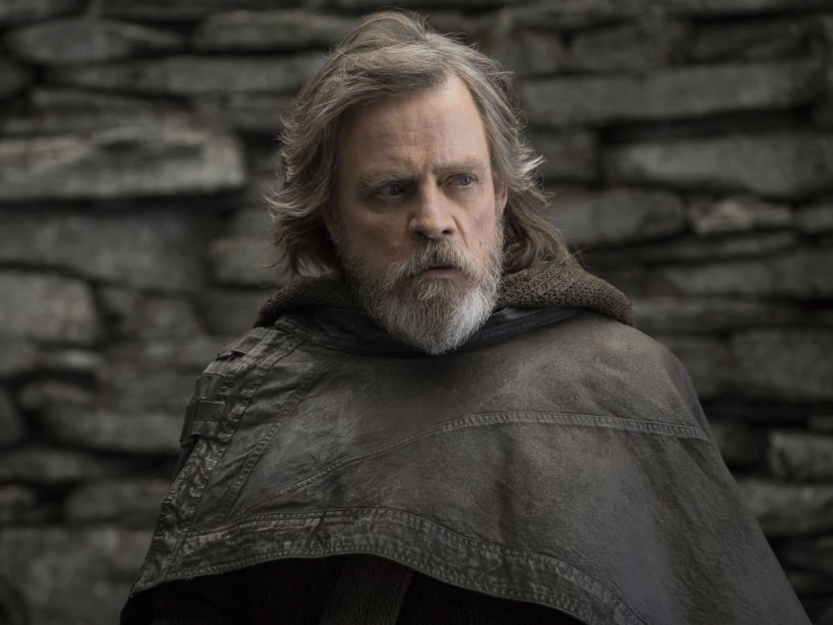 Mark Hamill in Star Wars: The Last Jedi