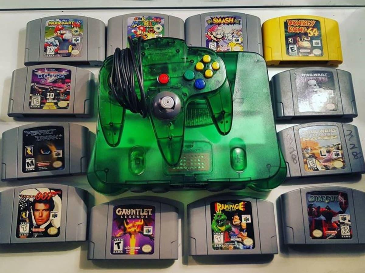 Nintendo, Galactic Gamez Fort Worth