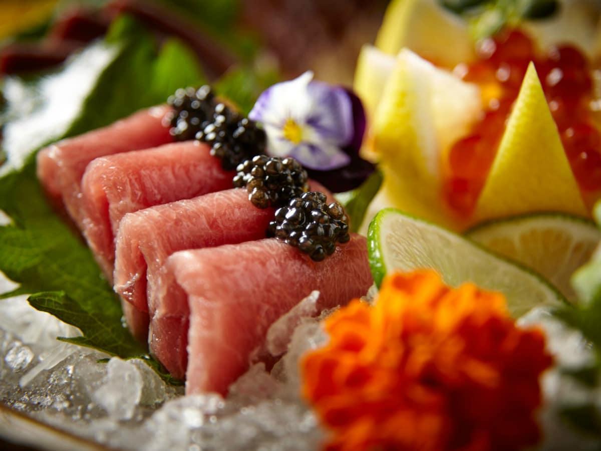 Houston - Roka Akor - sashimi