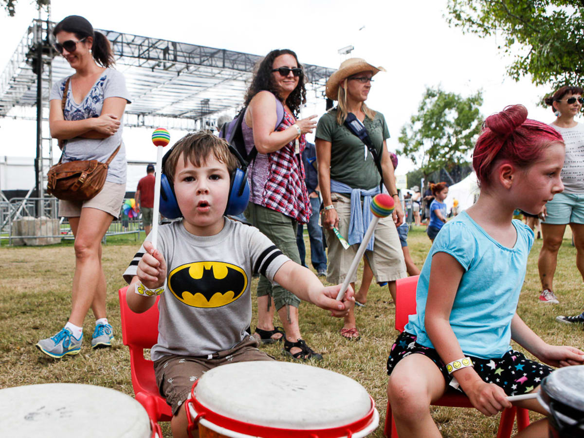 Austin City Limits ACL kids