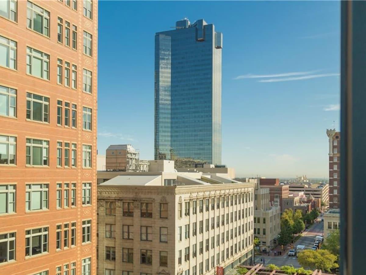500 Throckmorton downtown Fort Worth condo for sale