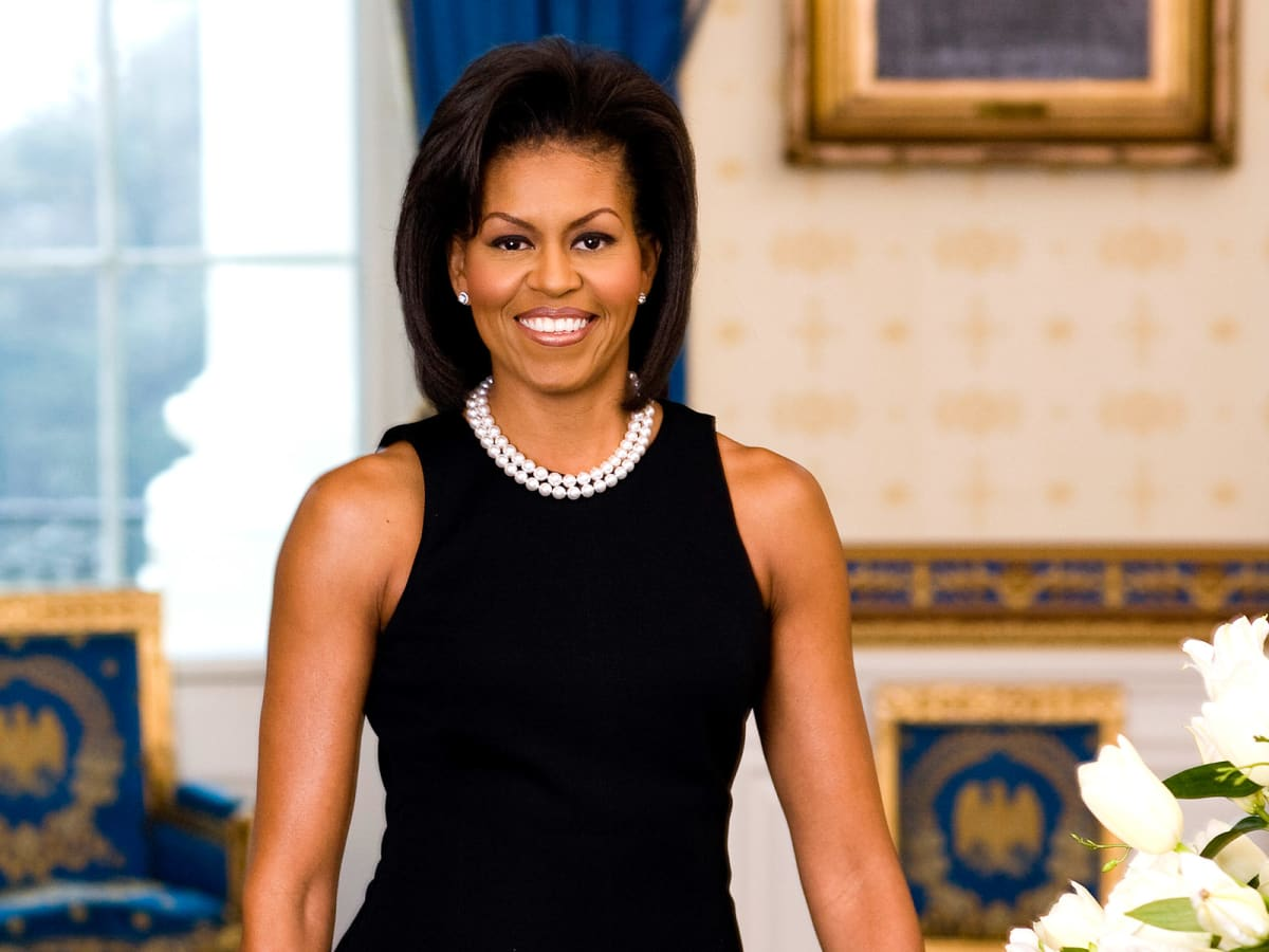 lady michelle obama First