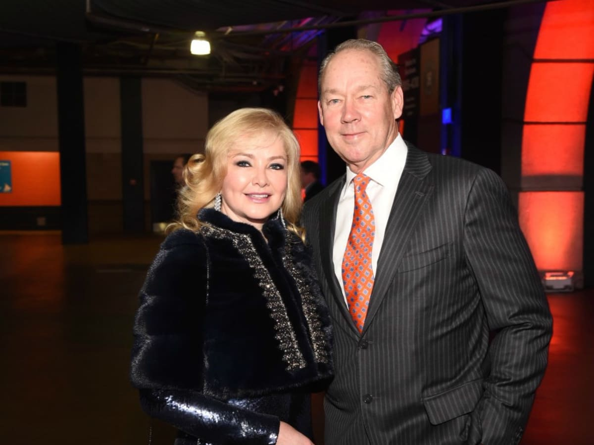 Houston, Diamond Dreams Astros Gala, January 2018, Whitney Crane, Jim Crane