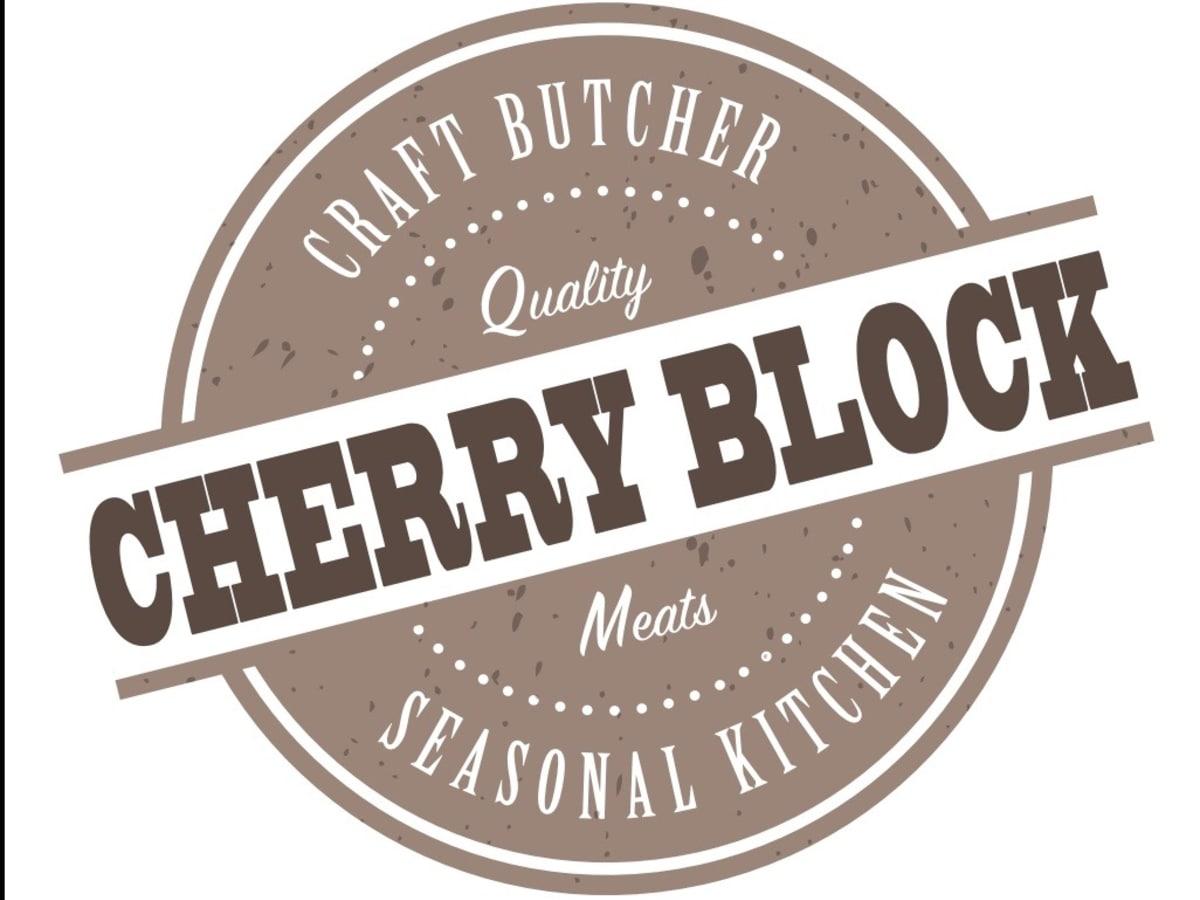 Cherry Block logo Bravery Chef Hall Felix Florez