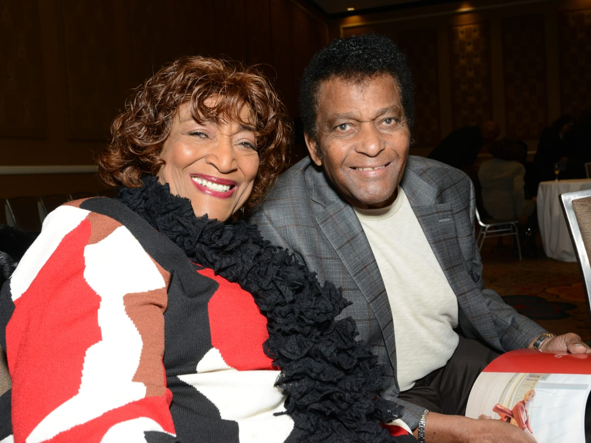 DBDT 2018 founders luncheon, Rozene Pride, Charley Pride