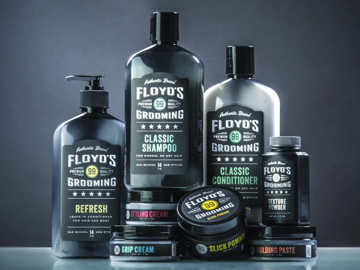 Floyd's Barber Shop products