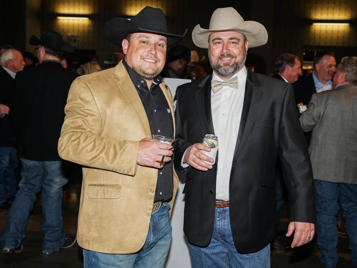 Austin Rodeo Gala 2018 Fashion Shane Bauerle Aaron Glass