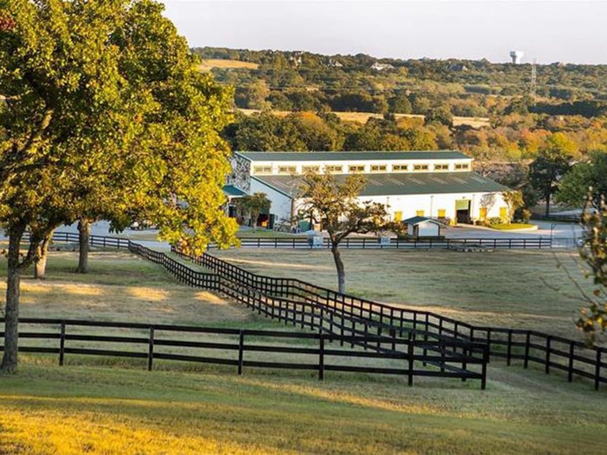 Furst Ranch, 1157 W. Jeter Road, Bartonville