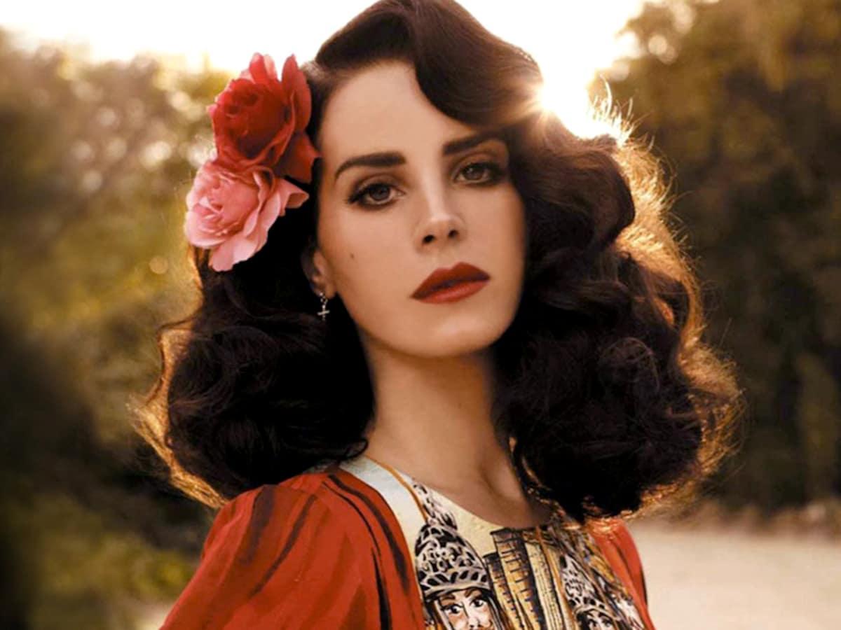 Lana Del Rey in concert