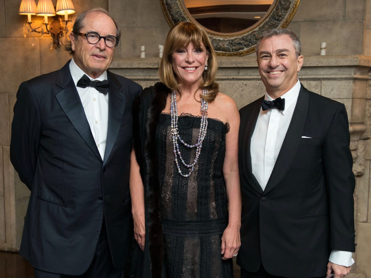 Inprint Poets & Writers Gala 2018: Paul Theroux, Franci Neely, Michael Zilkha