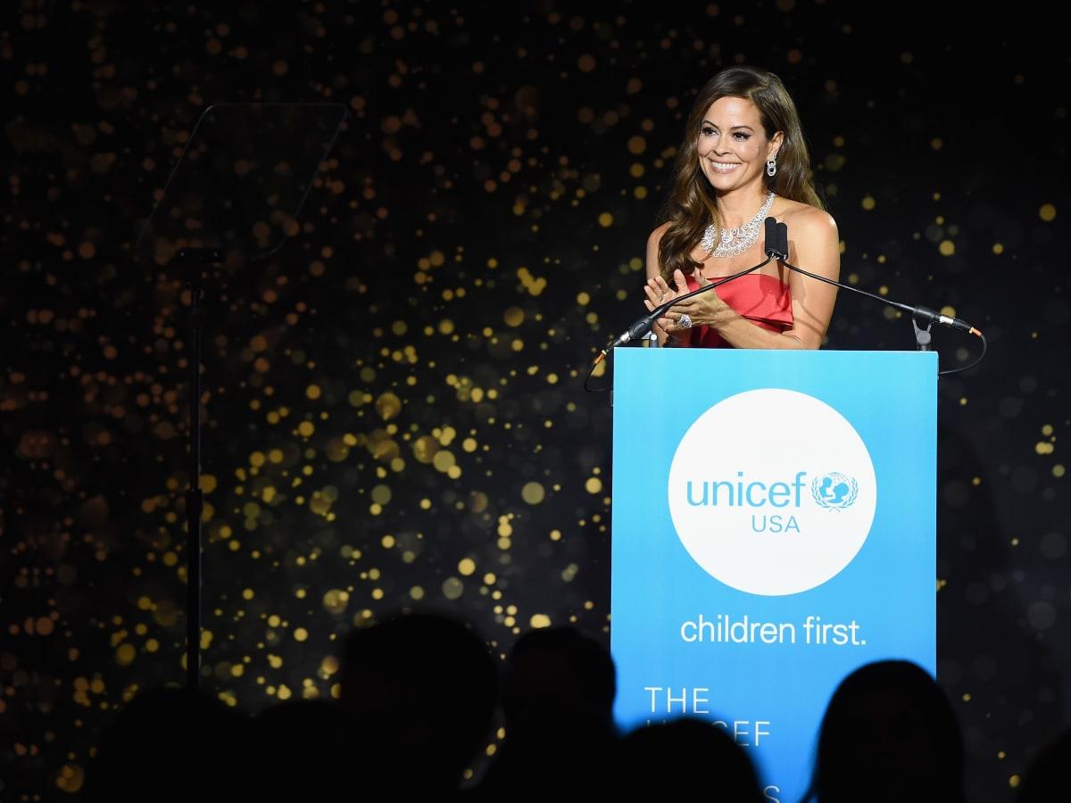 Brooke Burke-Charvet, Unicef gala 2018