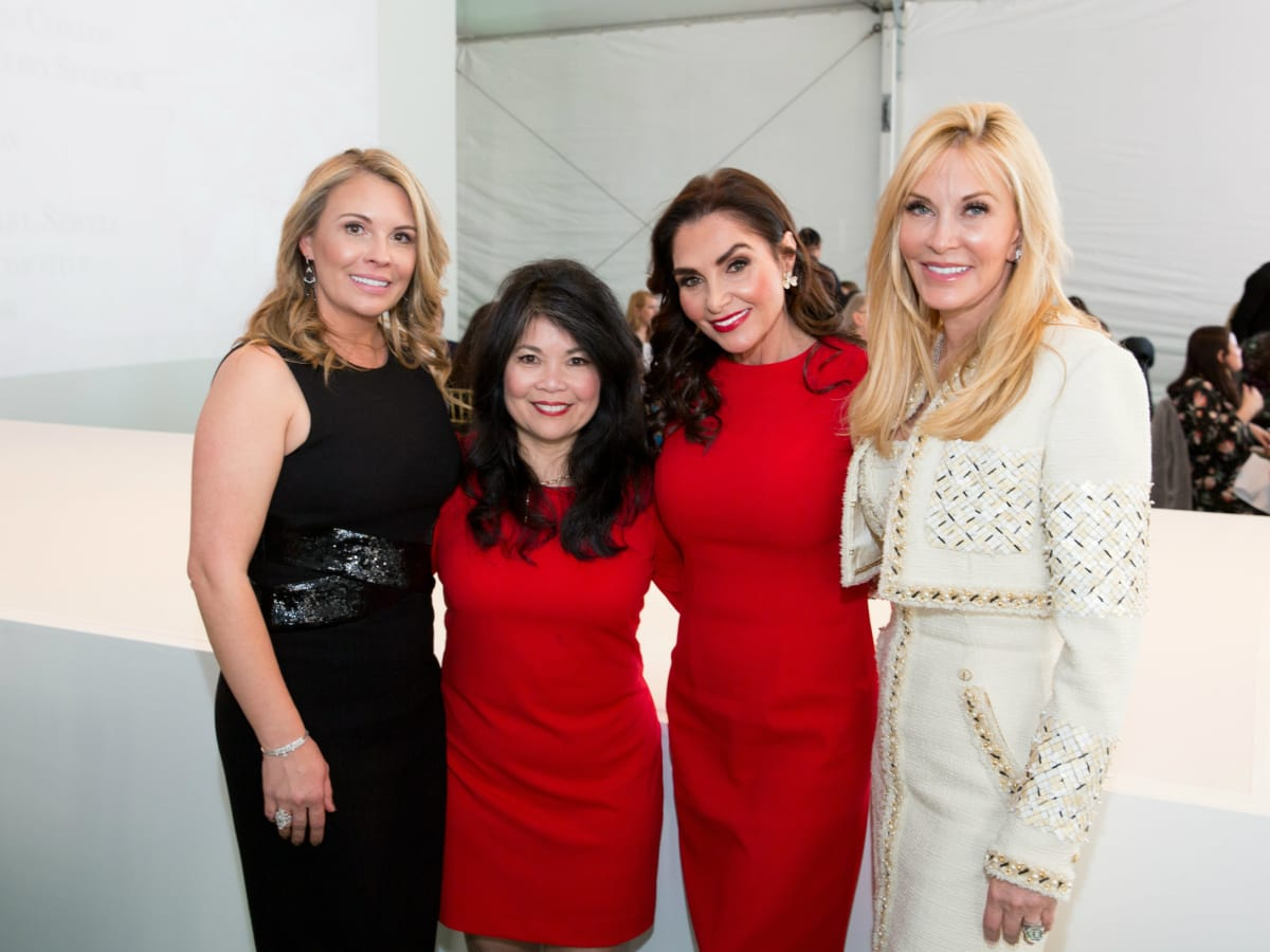 Melody Rogers, Nancy Gopez, Rozalyn Colombo, Nancy Rogers