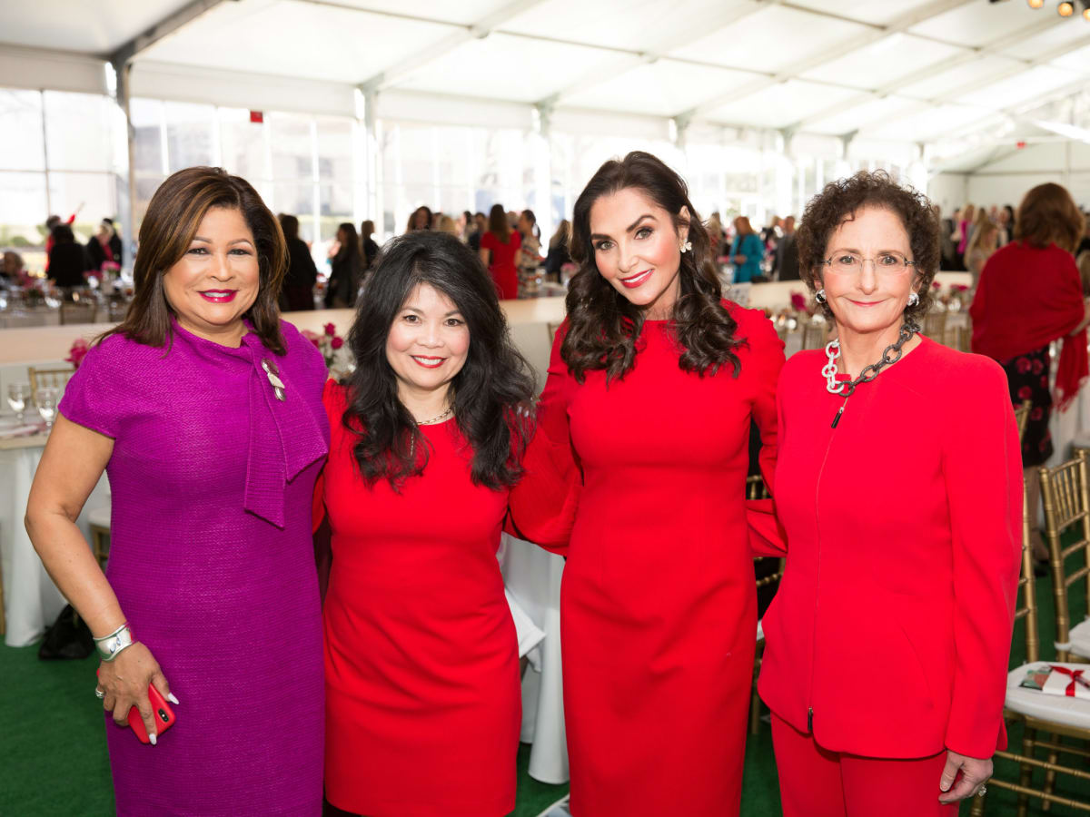 Clarice Tinsley, Nancy Gopez, Rozalyn Colombo, Nancy Nasher
