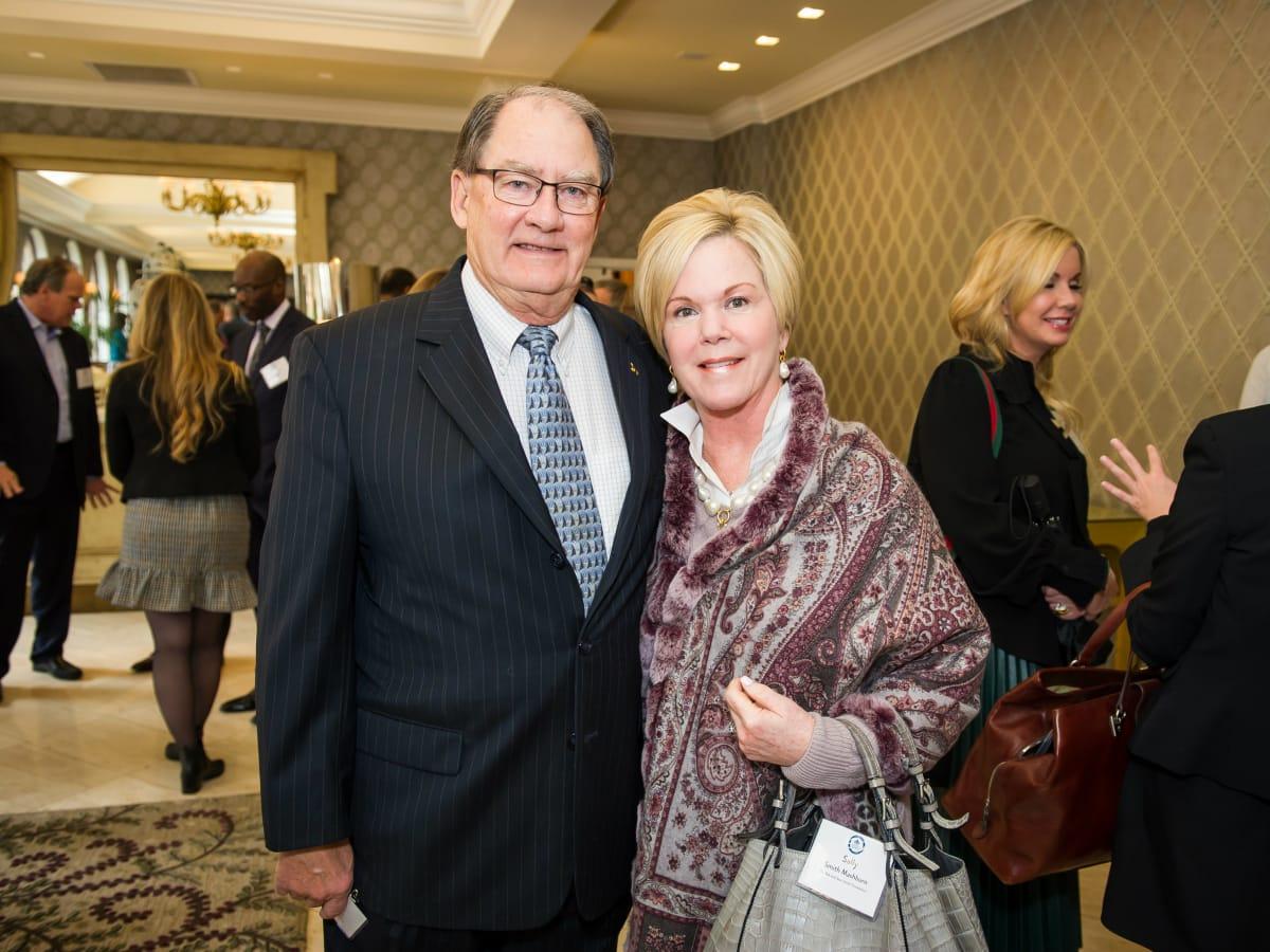 Bob West, Sally Mashburn