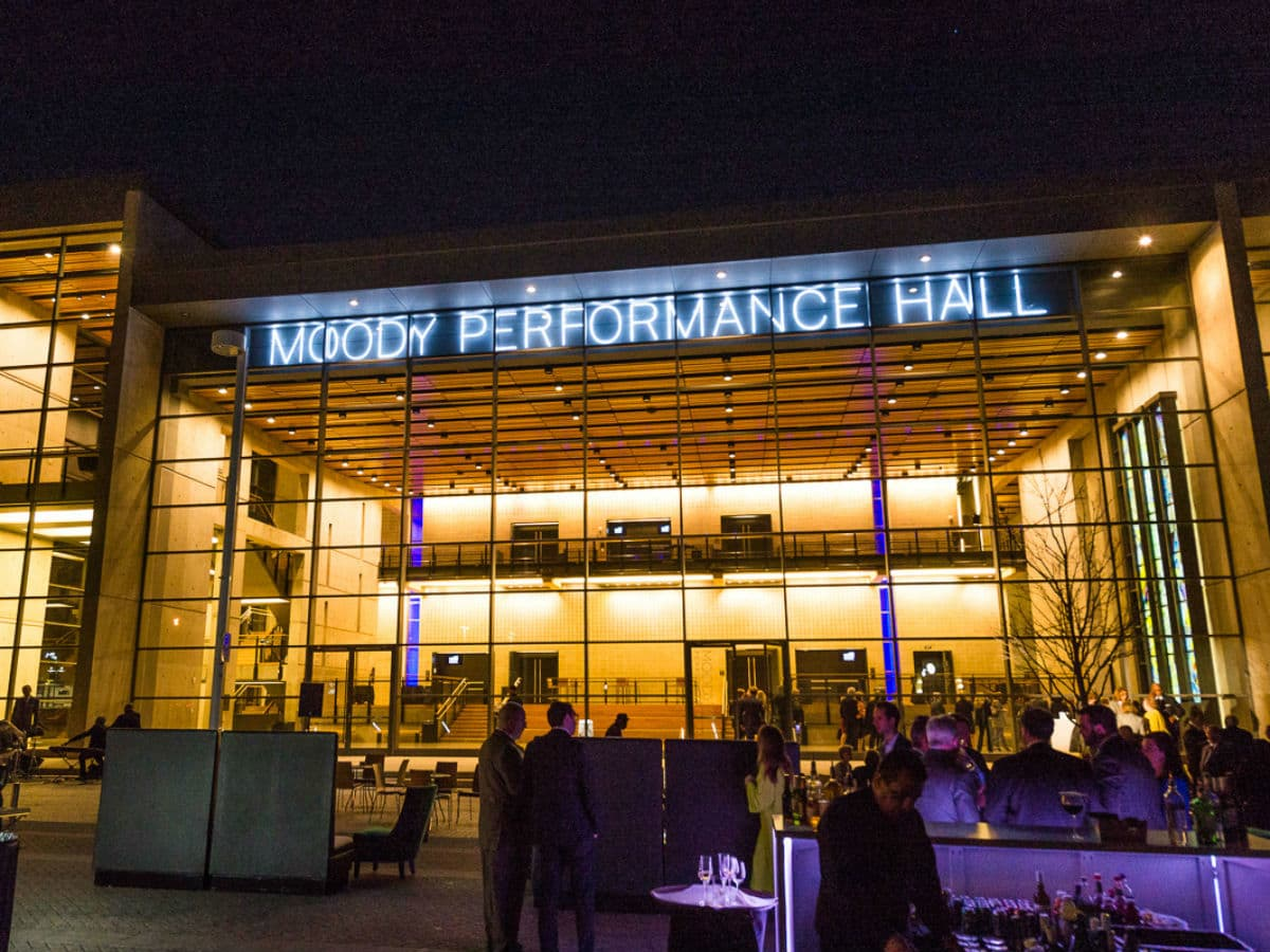 Moody Performance Hall