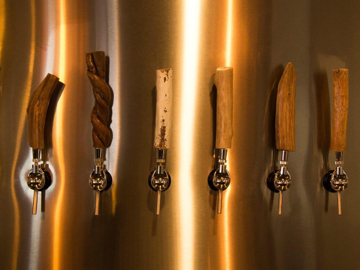 Oddwood Ales ATX tap handles