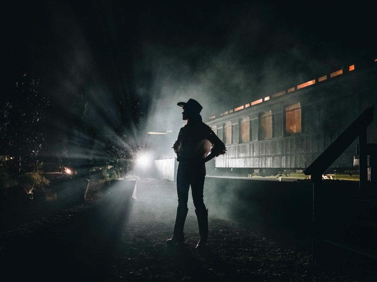 SXSW Westworld Experience Silhouette
