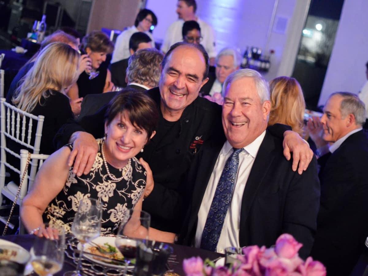 Georgia Lyons, Chef Gorgi, Marc Lyons, Symphony of Chefs 2018