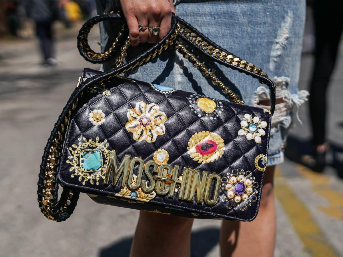 SXSW Street Style 2018 Carrie Eldridge Moschino