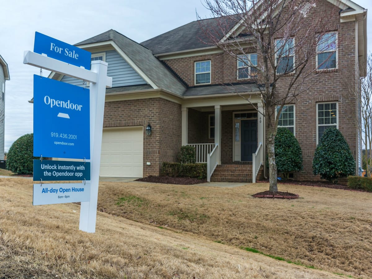 Home for sale with Opendoor
