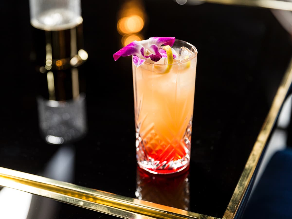 Bar Victor The Exotic cocktail