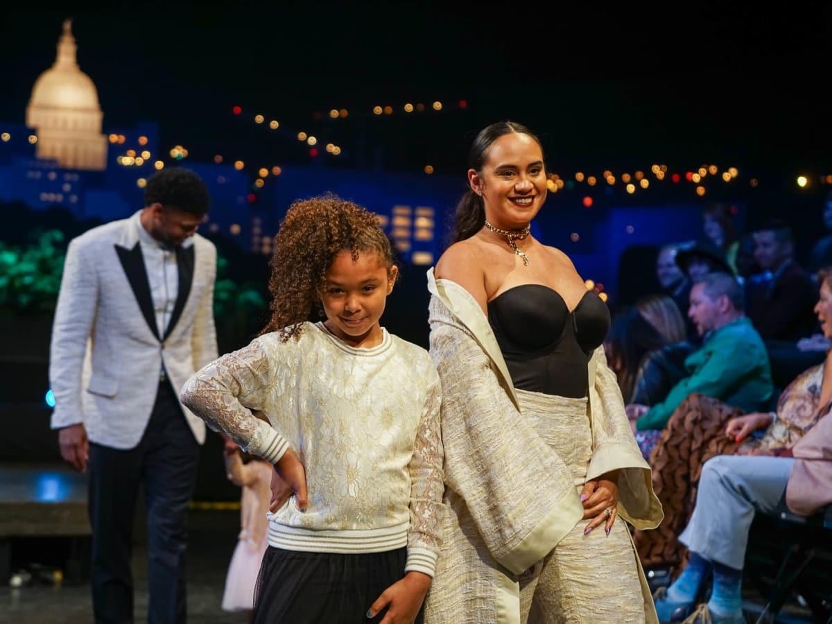 Fashion X Austin: LIVE Jhoanna Alba Gomes family