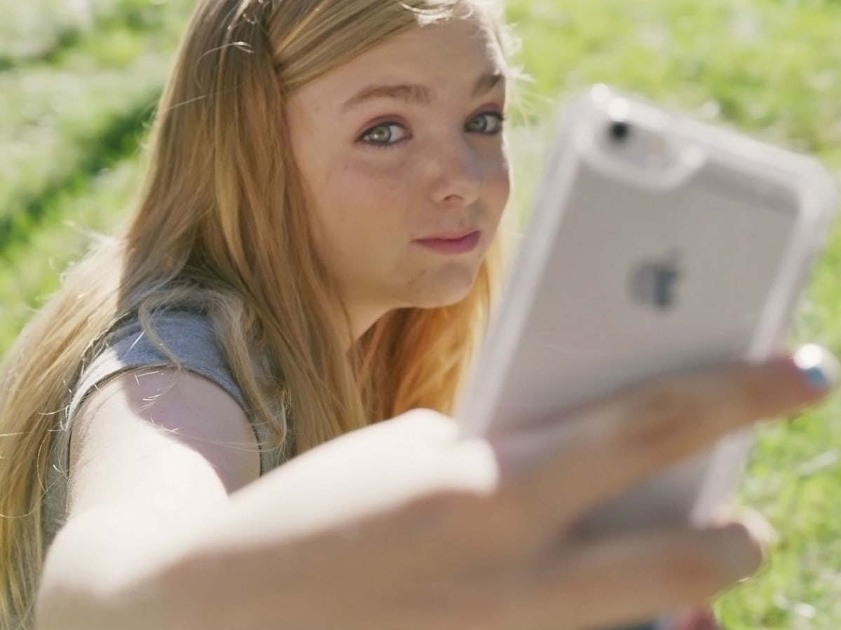 Elsie Fisher in Eighth Grade