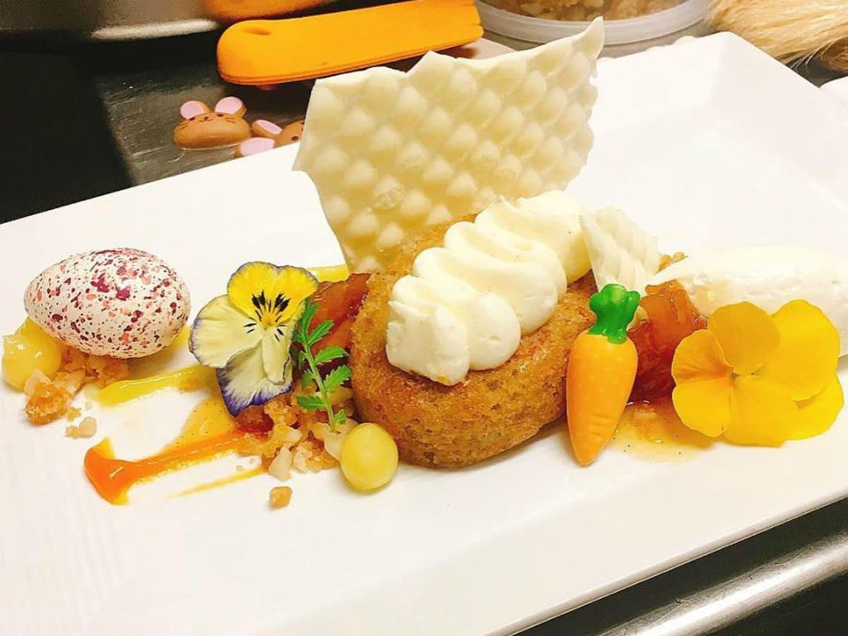 Fearing's dessert