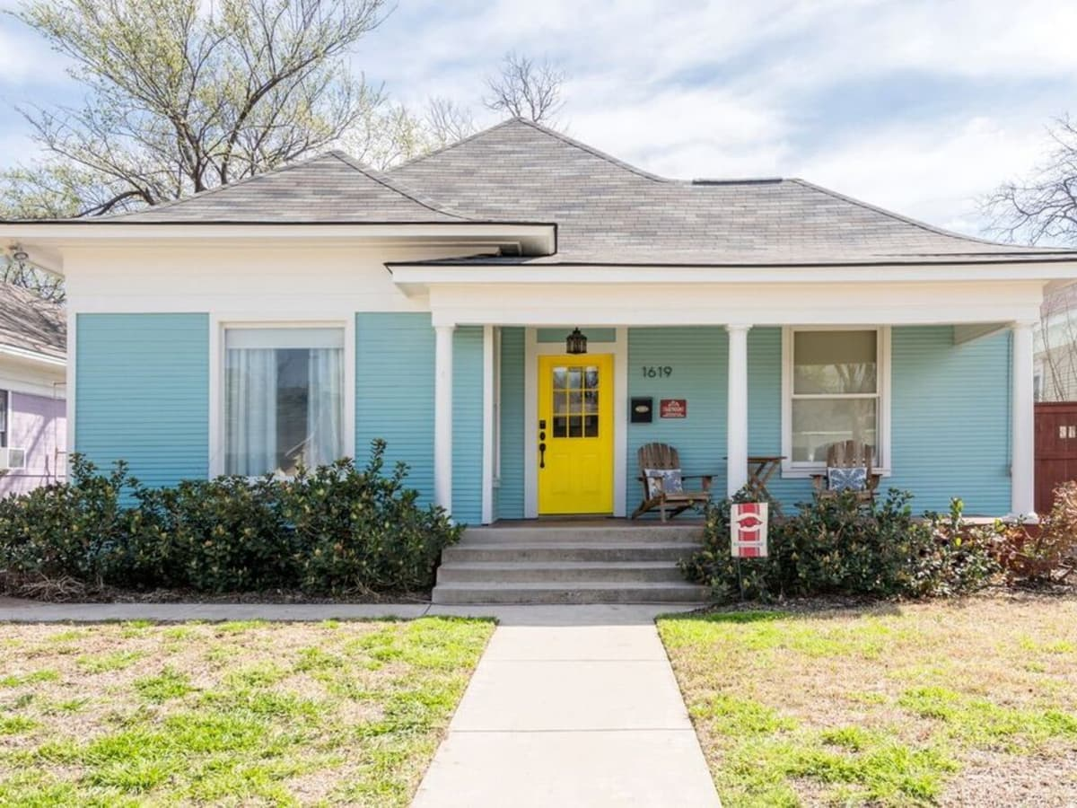 Fairmount Home Tour 2018, Fort Worth
