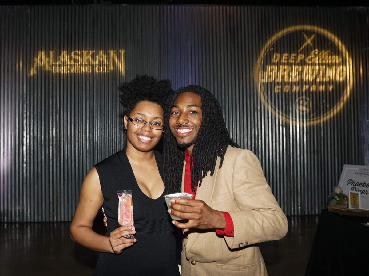 CultureMap Austin 2018 Tastemaker Awards at Fair Market Caress Houston Avery Scott