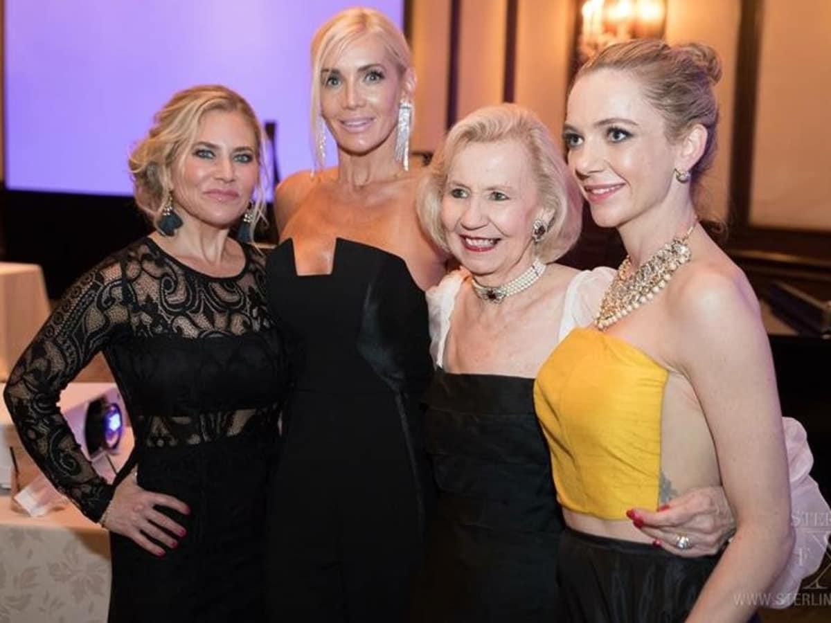 Fashion Stars for a Cause 2018, Abra Garrett, Debbie Elchami, Yvonne Crum, Sara Wilkins
