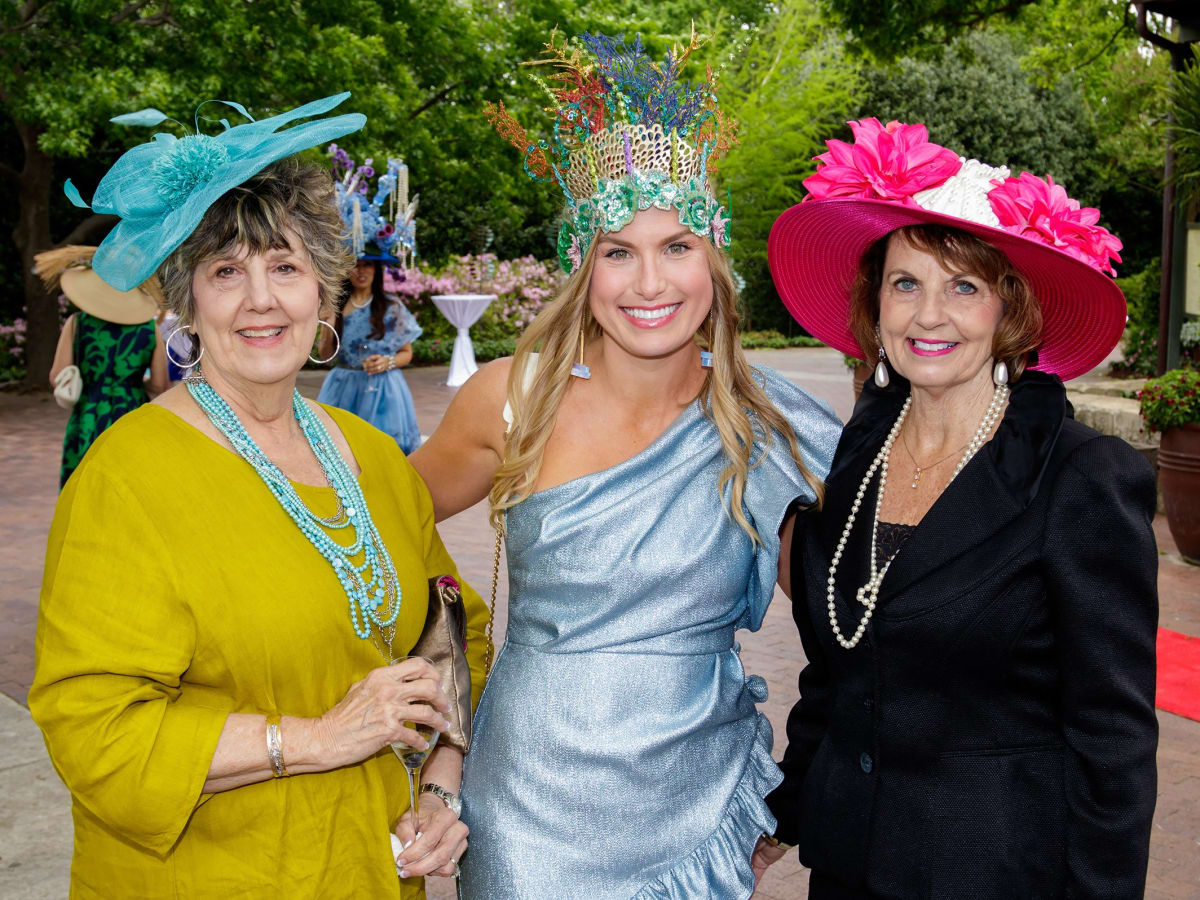 Mad Hatters 2018, Edwina Bulman, Erin Harrison, Linda Ashby
