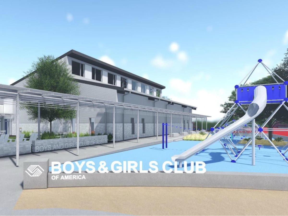 Boy & Girls Club Landscape Concept 2