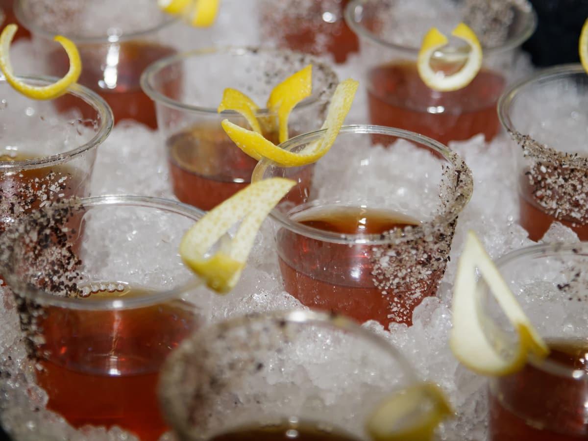 Dallas Tastemaker Awards 2018, drinks