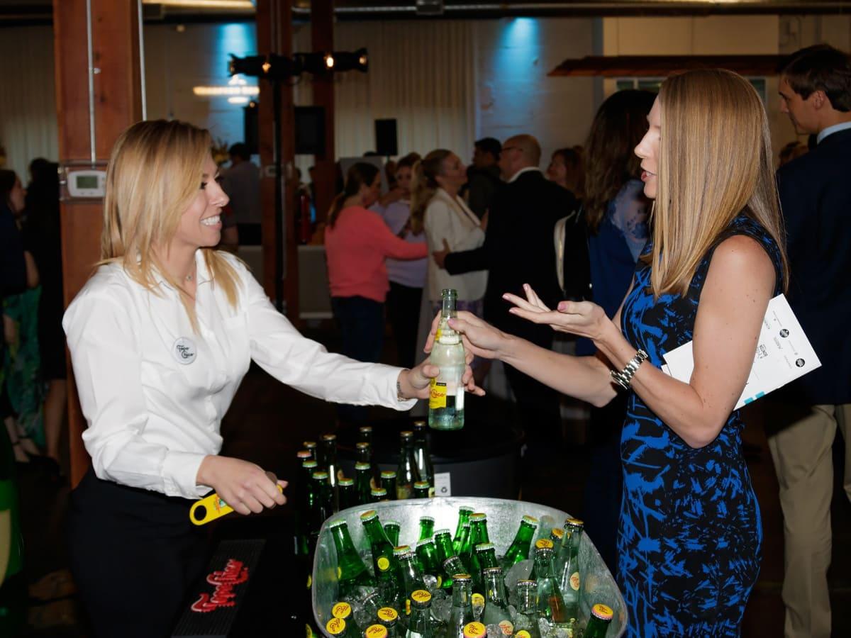 Dallas Tastemaker Awards 2018, TopoChico Hydration Station