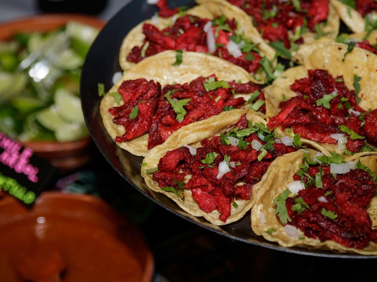 Dallas Tastemaker Awards 2018, tacos