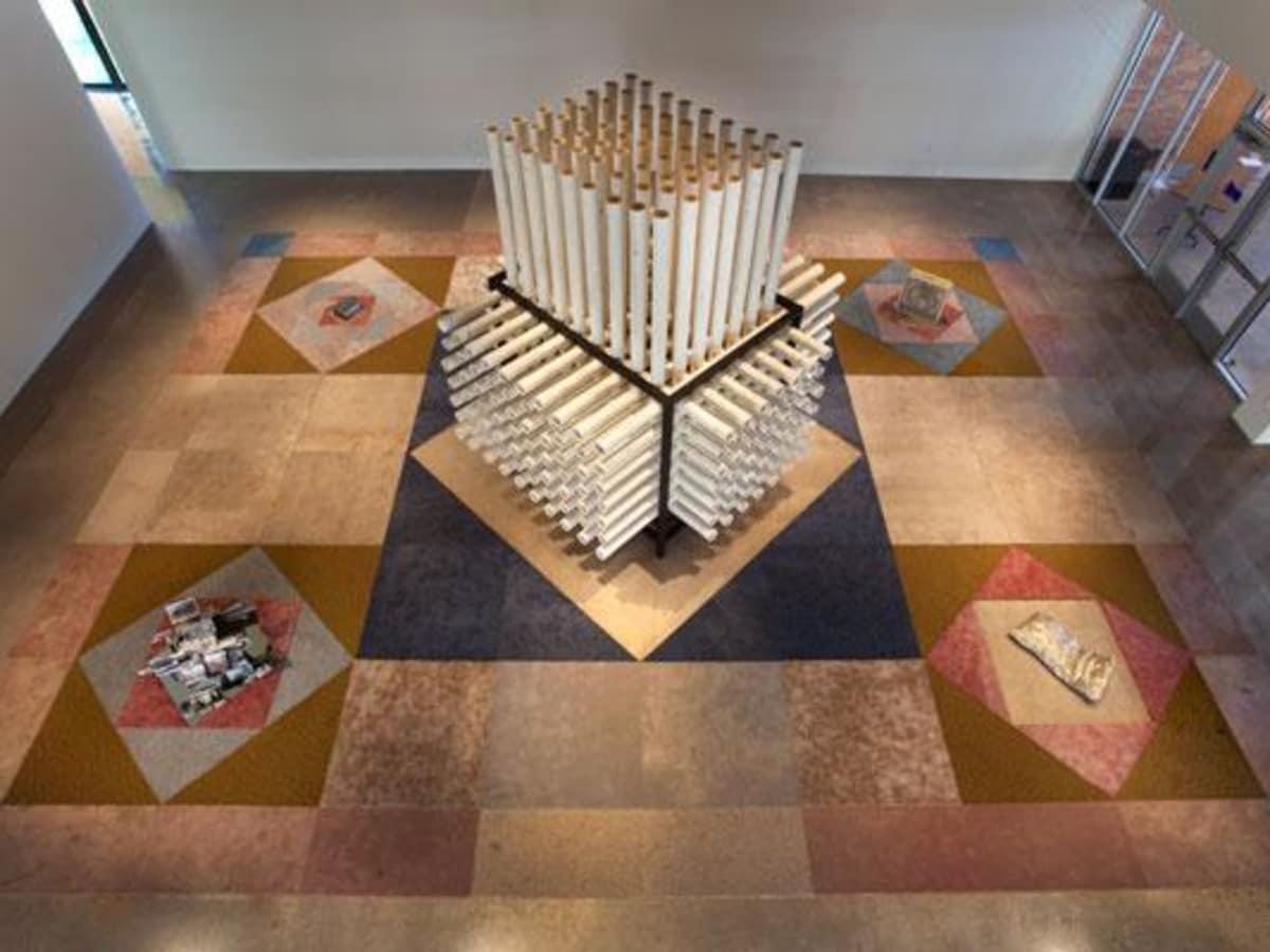 Austin photo: Places_Arts_Visual_Arts_Center_Installation